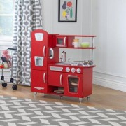 KidKraft Vintage Kitchen 53179 Color: Red