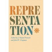 Representation by J. Roland Pennock