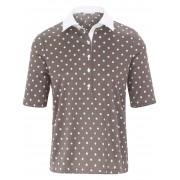 Efixelle Polo-Shirt Efixelle braun