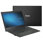 "Asus P2530UA 6th gen Notebook Intel Dual i5-6200U 2.30Ghz 4GB 500GB 15.6"" WXGA HD HD520 BT Win7Pro"