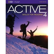 ACTIVE Skills for Reading 4 by Michael Leroy