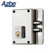 Cerradura de sobreponer antipalanca AZBE 10 Izquierda