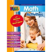 Preschool Fun - Math Activities by Popular Book Company