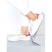 Adidas Stan Smith Ayakkabı - Beyaz Pembe - Adidas