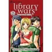 Library Wars: Love & War, Volume 2 by Kiiro Yumi