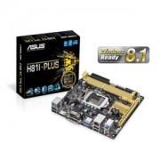 Placa de baza Asus H81I-PLUS, socket 1150
