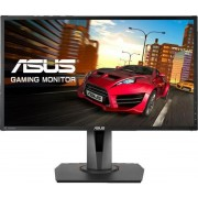 "Monitor Gaming TN LED ASUS 24"" MG248Q, Full HD (1920 x 1080), HDMI, DisplayPort, DVI, 1 ms, 144 Hz, Boxe, Pivot, Adaptive-Sync (Negru)"