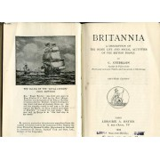 Britannia A Description Of The Home Life And Social Activities Of The British People. Neuvieme Edition