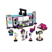 175 Pcs Pop Star Recording Studio Building Blocks Model Action Figures Toys Without Original Box