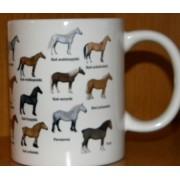 Kubek miłośnika koni