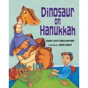 Dinosaur on Hanukkah by Diane Levin Rauchwerger