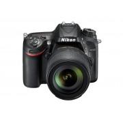 Nikon d7200 + 18-105mm vr - manuale in italiano - 2 anni di garanzia