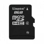 Kingston - SDC4/8GBSP - 8 GB - Micro-SDHC - Clasa memorie Clasa 4 - W/O Adapter