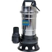 Pompa do wody brudnej z rozdrabniaczem nikiel nierdzewna 2850W