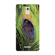 Go Hooked Gionee P7 Max Printed Soft Silicone Mobile Back Cover