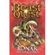 Ronak the Toxic Terror: Series 16 Book 2 by Adam Blade