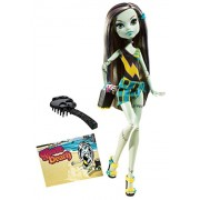 Monster High Gloom Beach Doll - Frankie Stein Doll
