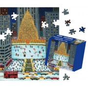 Rockefeller Center Puzzle by Briarpatch