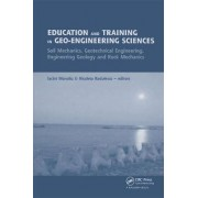 Education and Training in Geo-Engineering Sciences by Iacint Manoliu