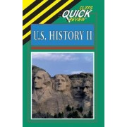 Cliffsquickreview: United States History II: 2 by Soifer