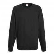 Fruit of the Loom Sweat shirt col ras du cou Homme Graphite claire XL