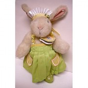 North American Rabbit Bear Hoppy Muffy VanderBear Sour Puss Lemonade Stand 9 Plush Doll - Life Is One Big Dress-Up