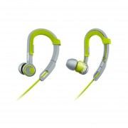 Auriculares Philips Shq3300 Actionfit Sport Cable De Kevlar-Verde