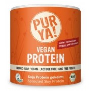 Proteina din soia germinata Raw Bio Vegana 250g