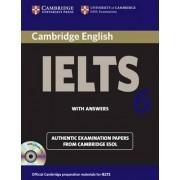 Cambridge IELTS 6 Self-study Pack by Cambridge ESOL