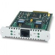 Allied Telesis 1-Port (S) Basic Rate ISDN PIC (AT-AR021S-00)