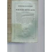 Dictionnaire Encyclopédique Des Sciences Médicales (Avec Figures Dans Le Texte) -4ème Série / Tome 5 / Seconde Partie [France] Fin