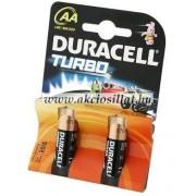 Duracell Turbo LR6 AA ceruzaelem 1.5V (2db-os)