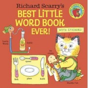 Richard Scarry's Best Little Word Book Ever! by Richard Scarry