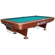 Pro II brown zsebes pool biliárd asztal 9ft