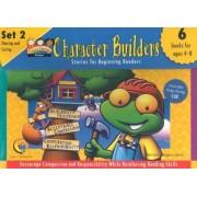 Character Builders, Set 2 by Regina G Burch