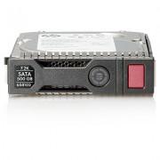 HPE 500GB 6G SATA 7.2K rpm LFF (3.5-inch) SC Midline 1yr Warranty Hard Drive