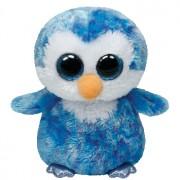 Jucarie Plus Meteor - Baby Pinguin Albastru - 15 Cm - TY36741