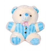 Shopsmeade Cute Blue Teddy Soft Toys 45 cm | Kids Girls Boys Child Toys | Gifts for Boyfriend Girlfriend Fiance Spouse Friends Him Her Men Girl Birthday Anniversary Everyday Gift Soft Toys | Plush Toys | Animal Soft Toys
