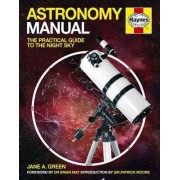 Astronomy Manual by Jane Green