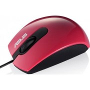 Mouse Optic Asus UT210 1000dpi Red