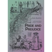 Pride and Prejudice (An Illustrated Collection of Classic Books) by Jane Austen