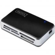 """Digitus USB 2.0 Card Reader """"All-in-one"""", schwarz"""