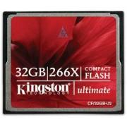 Card Kingston Ultimate Compact Flash 32GB