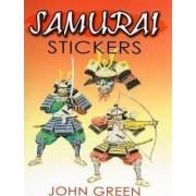 Samurai Stickers by John Green