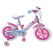 Stamp C899025NBA - Bicicletta Principessa 12 Pneumatico Gonfiabile Cerchio Plastica