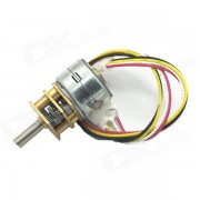 15mm 2 - Phase 4 -Line Micro 15BY DC 12V Stepper Motor Gear Box
