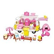 Hello Kitty Camper Van