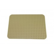 17x24 Stud Sand DUPLO Compatible Baseplate