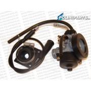 Minibike Carburateurkit PHBN 17.5