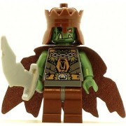 LEGO Castle Minifig Fantasy Era Troll King